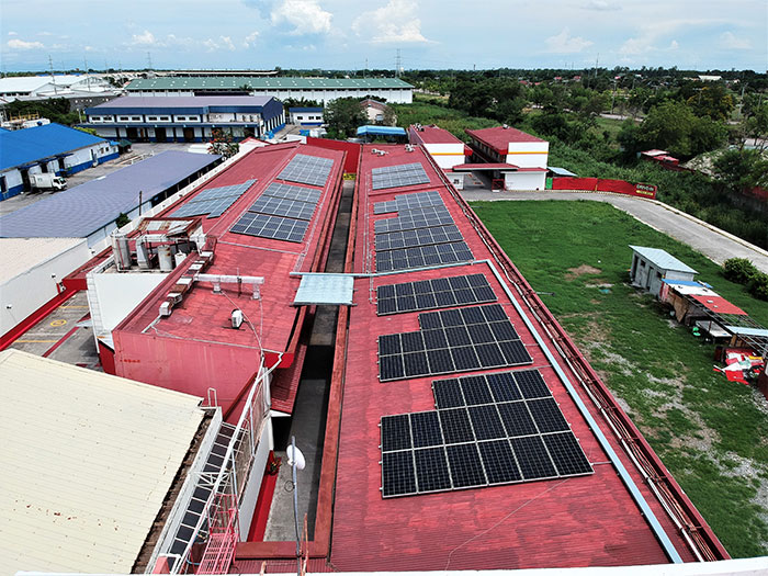 MRE has broken ground on a new 1,200kWp PV project in Singapore